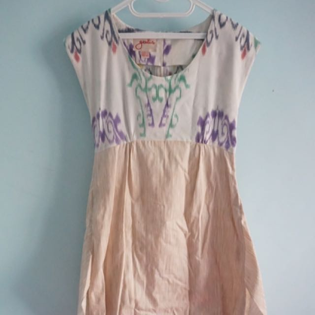 Geulis dress (local brand)