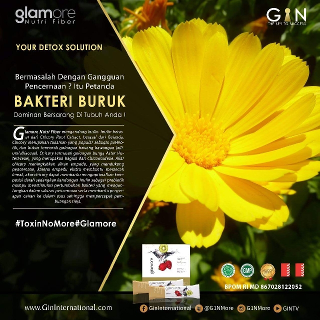 Glamore Nutri Fiber