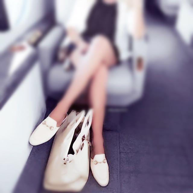 大牌gucci感~~穆勒便鞋、拖鞋💗💗超級時尚22.5-230都可穿