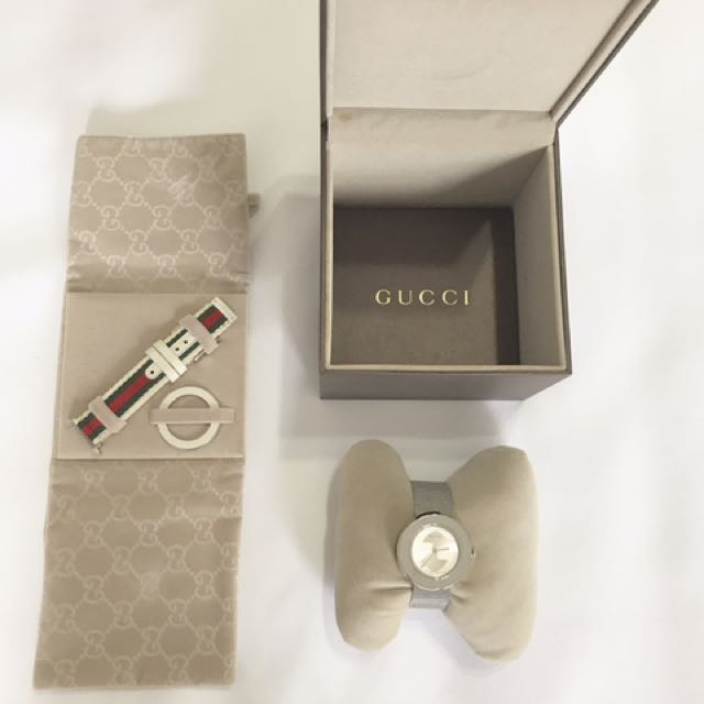 b703bb88000 Gucci U Play Watch Strap   Bezel Kit