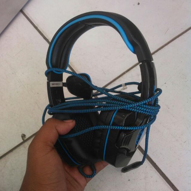 Headphone (Sades) (No Barter)