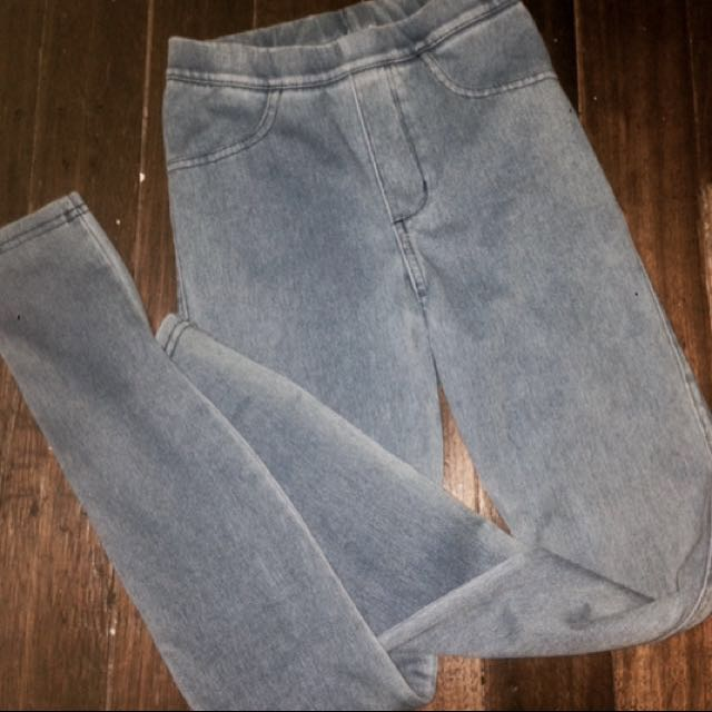 H&M Slim Denim Pants