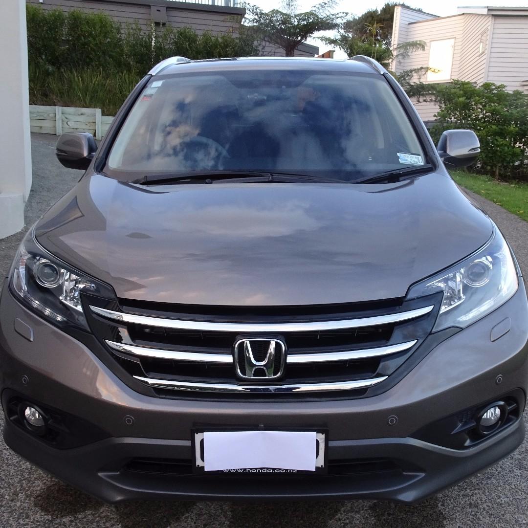 Honda CR-V Sport 2013- NZ New