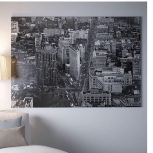 IKEA New York Large Canvas