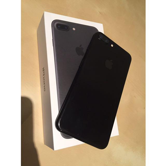 iPhone7 Plus 128 GB (Negotiable)