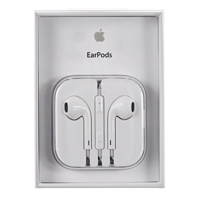 iPhone Earphones With Mic And Volume Control