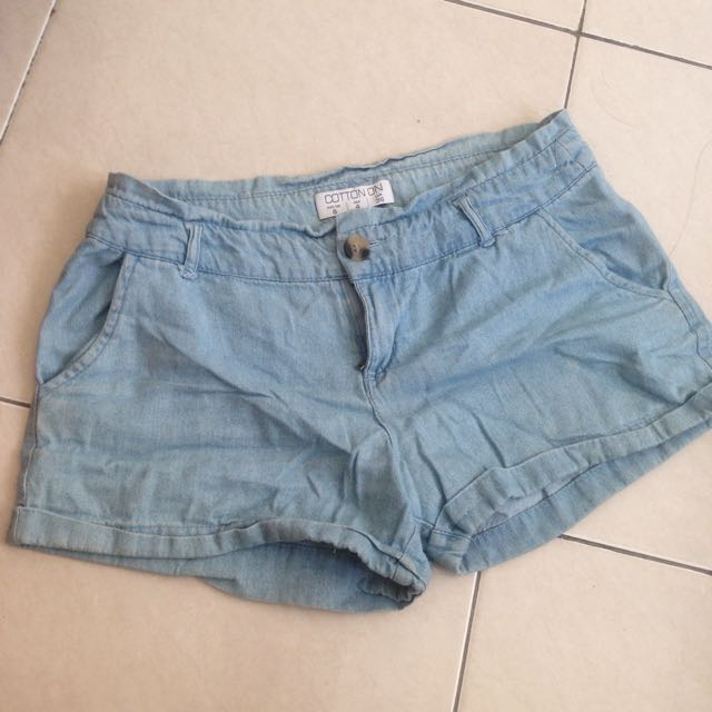 Jeans Short Pants