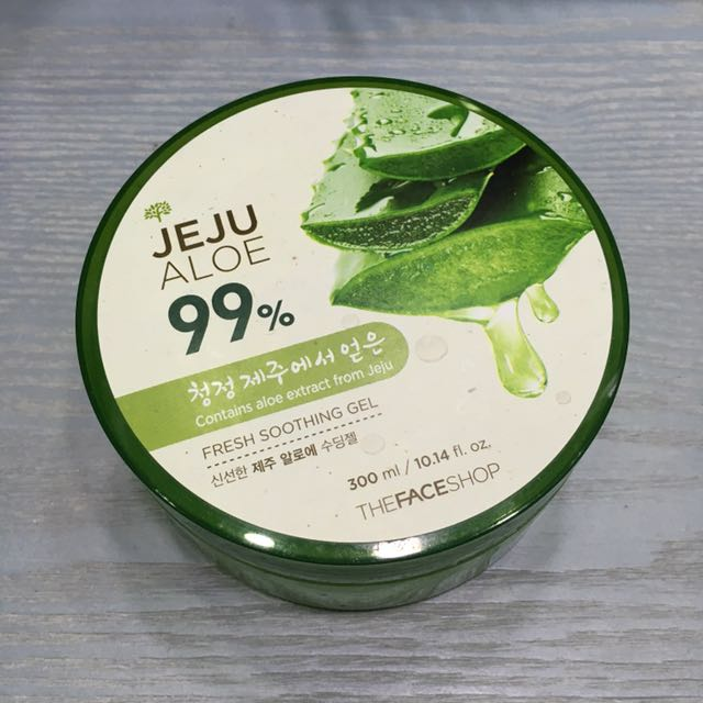 Jeju Aloe - The Face Shop