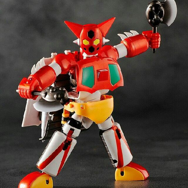 #jualmainan Action Figure Dynamic Change Getter Robot