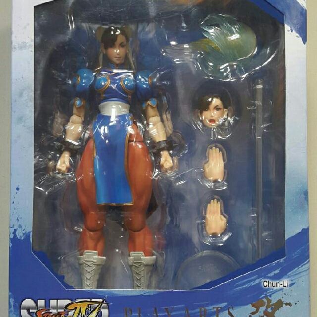 #jualmainan Street Fighter Chun Li