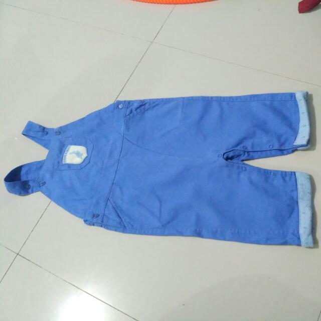 jumpsuit by petter rabbit