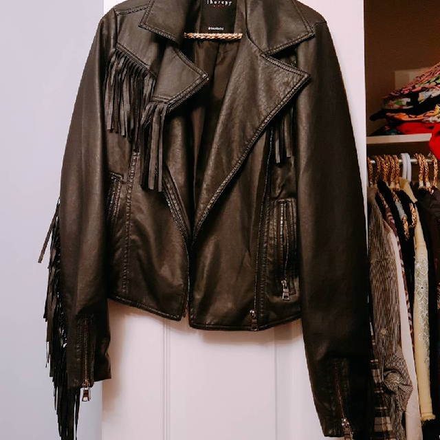 Leather Jackets (M)