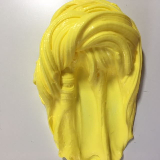 🍋lemon butter slime🍋