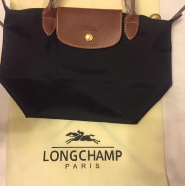 Longchamp短柄小號
