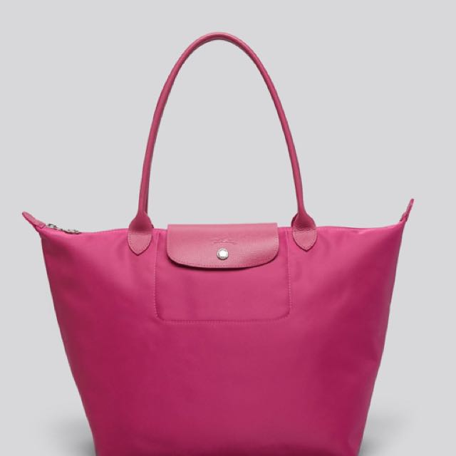 LONGCHAMP NEO SHOPPER ROSE
