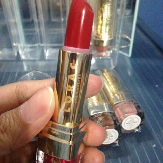 Lorac Beauty & the Beast Lipstick