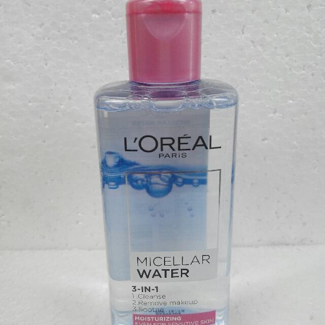 Loreal Micellar Water 95%