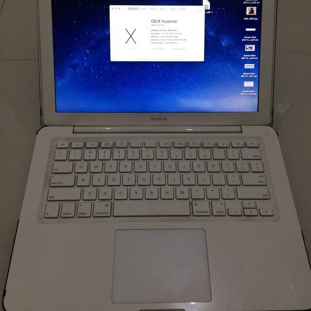 Macbook pro unibody mid-2010