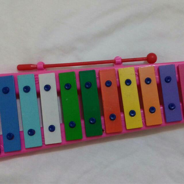 Jual Mainan Alat Musik Kolintang untuk Anak - Contoh Mainan Kolintang. Source · photo photo