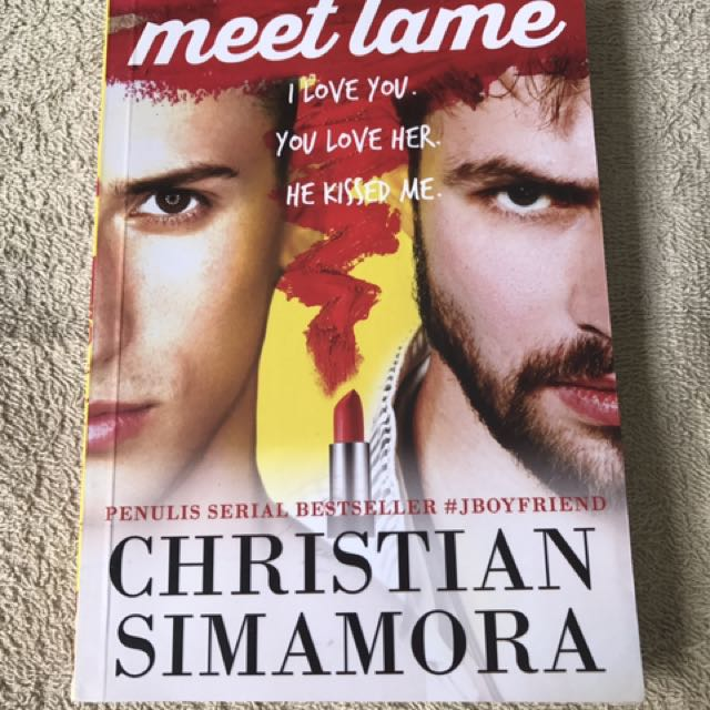Meet lame by christian simamora