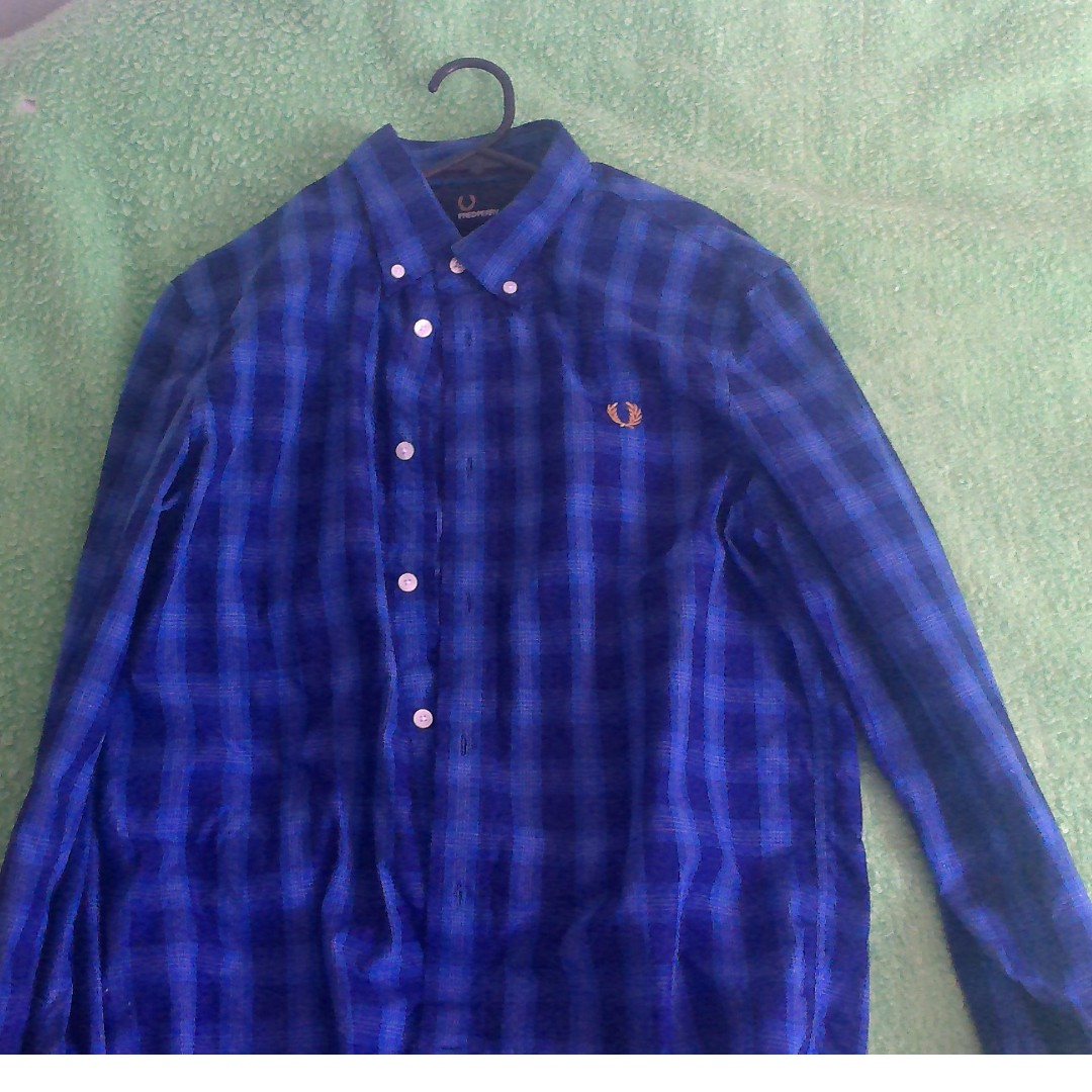 Mens Fred Perry Shirt
