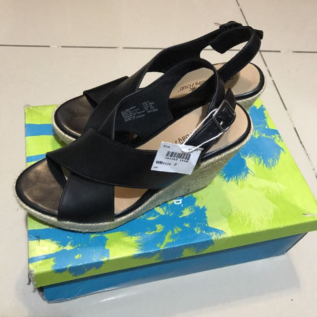 Montego Bay Platform Shoes