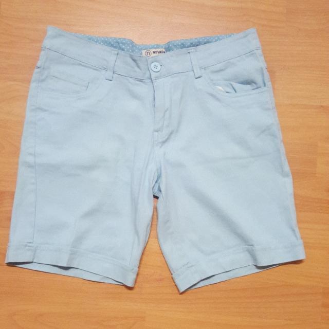 Nevada Blue Shorts