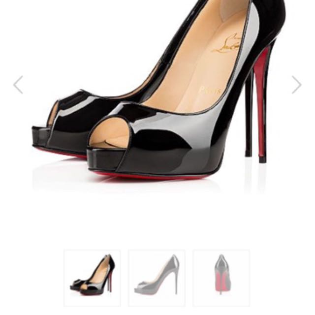 New Very Prive Louboutin