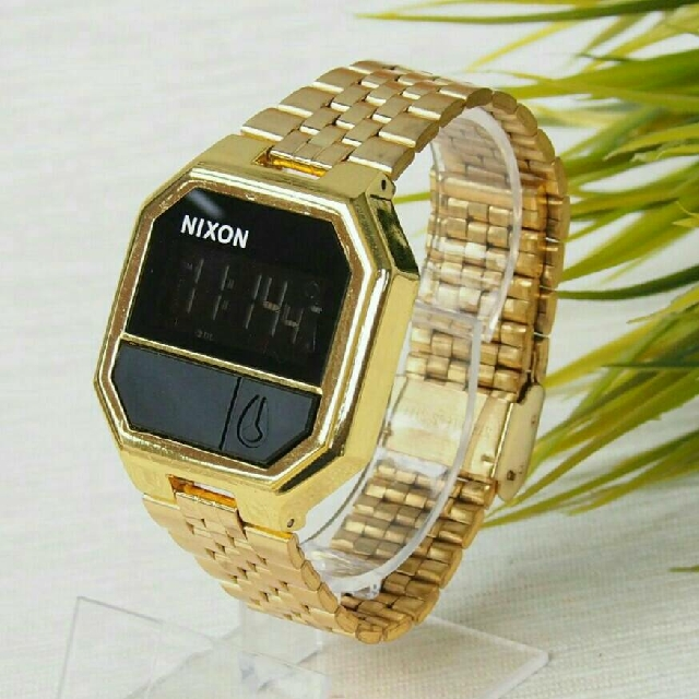 Jual JAM TANGAN NIXON RE-RUN ROSE GOLD ORIGINAL SERIES - Gudangnyabarang | Tokopedia.