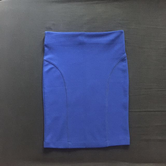Original Forever21 Blue Skirt