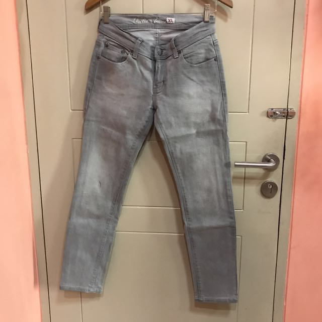 Osella light grey jeans