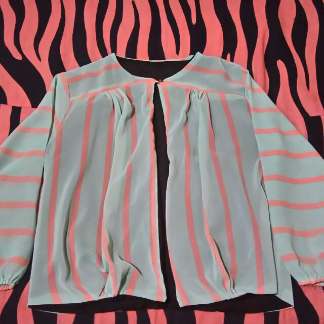 Outer Stripe Tosca