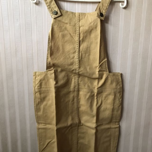 overall yellow