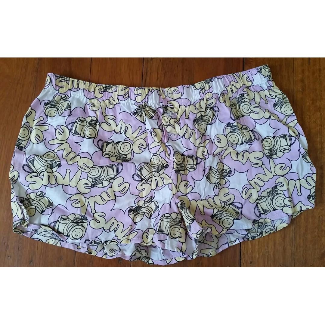 Peter Alexander Pyjama Shorts (XS)