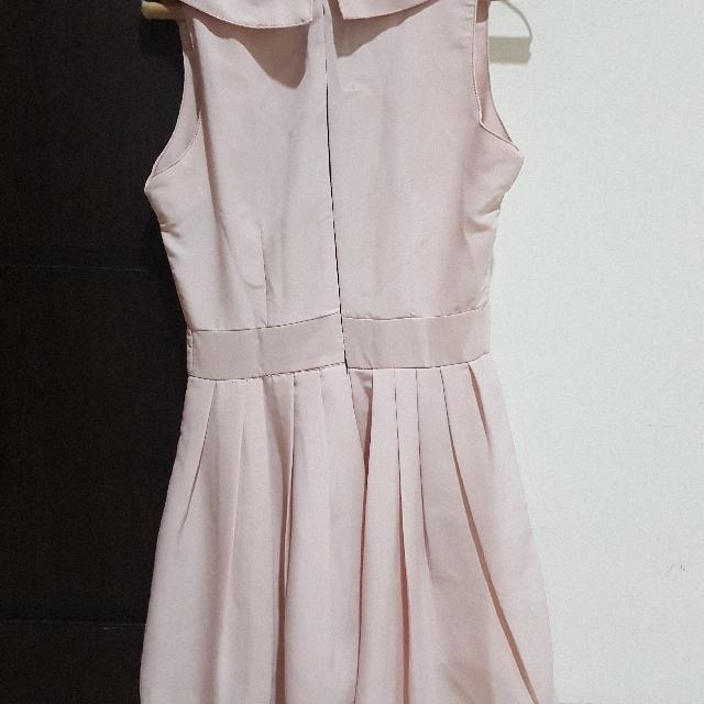 Pink Dress (Half Length)