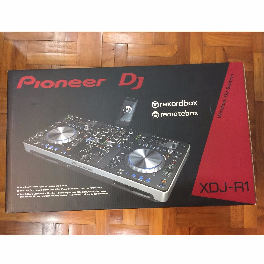 Pioneer XDJ-R1, Electronics, Others on Carousell
