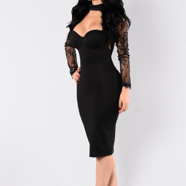 99c708e6dde21 Imágenes de Fashion Nova Dresses Plus Size