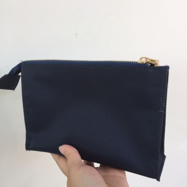Pouch Navy Blue From LT Pro