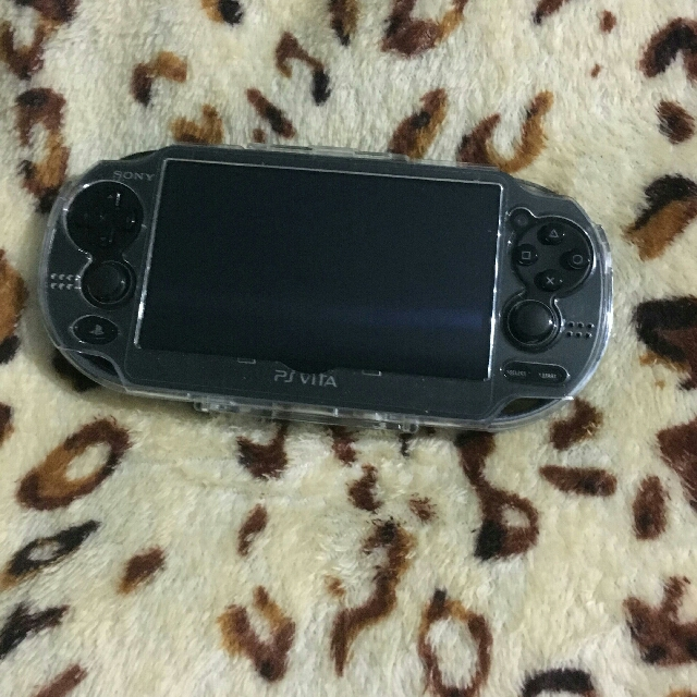 PS VITA (Touch Screen)