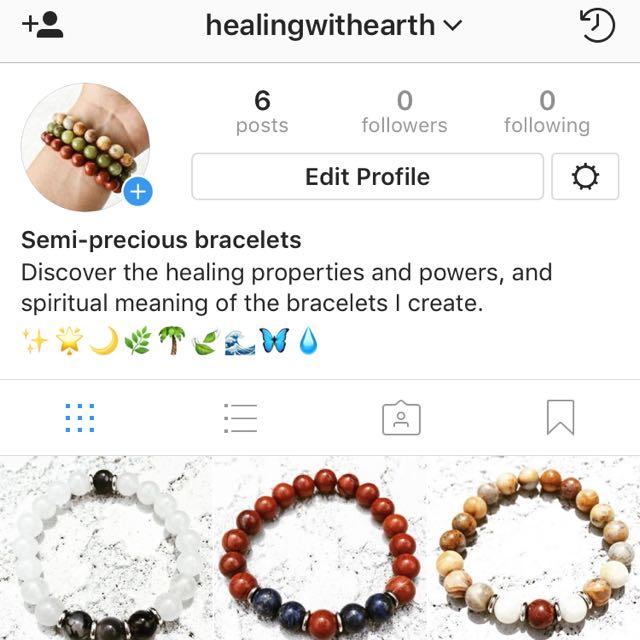 Semi-precious Bracelets