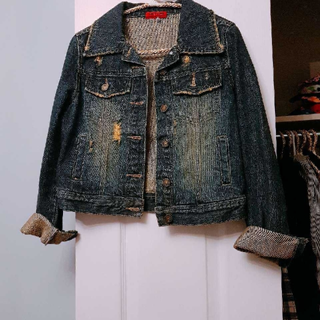 Small Denim Jacket