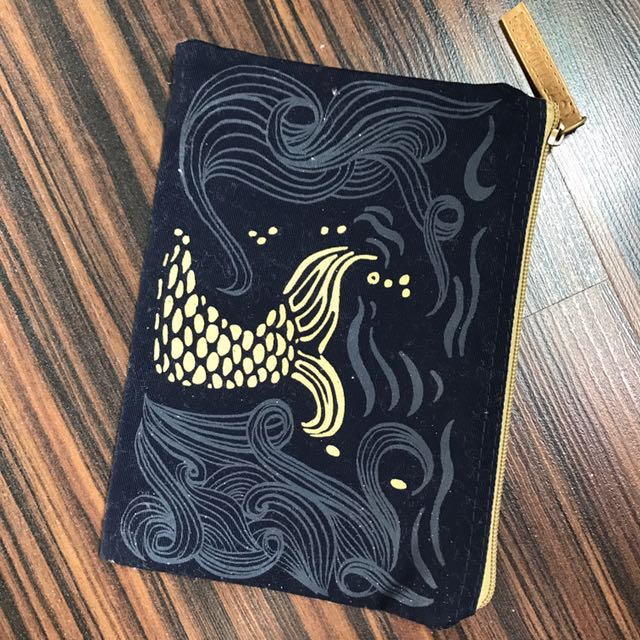Starbucks planner pouch (only)