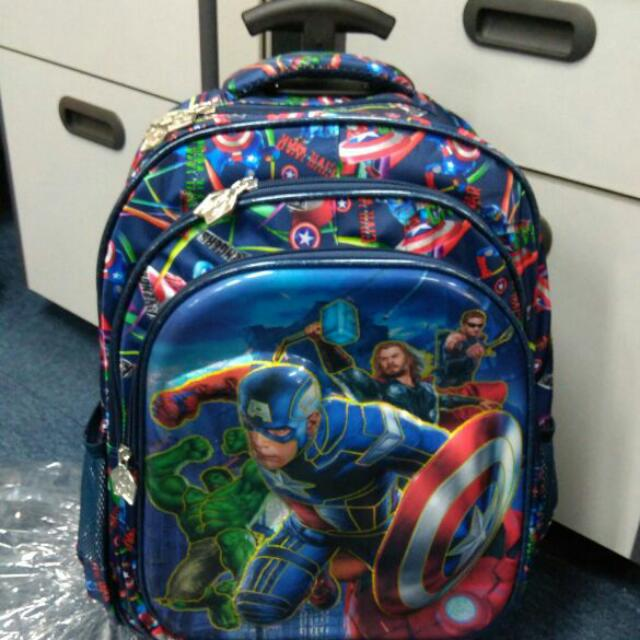 stroller bag captain america