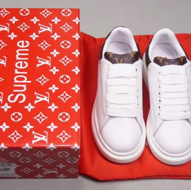 832707748e8f Supreme X Lv Shoes Men S Fashion Footwear On Carou