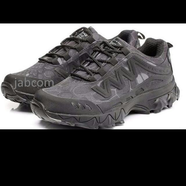 Tactical Shoes Camou