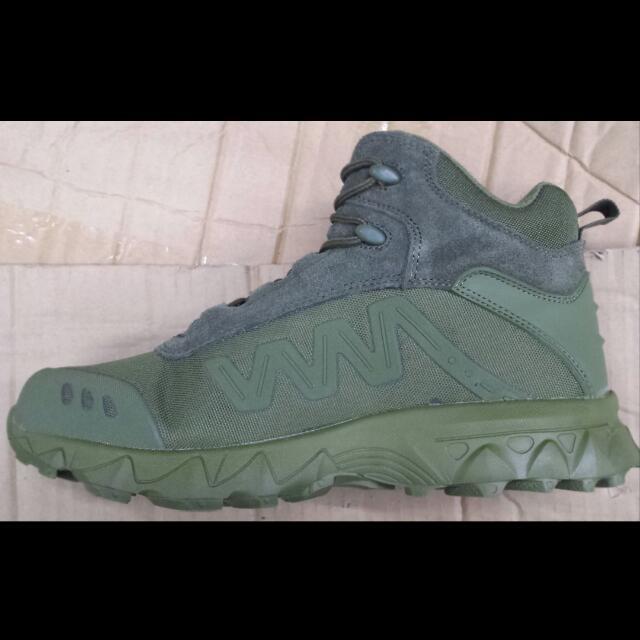 Tactical Shoes Mid-Cut
