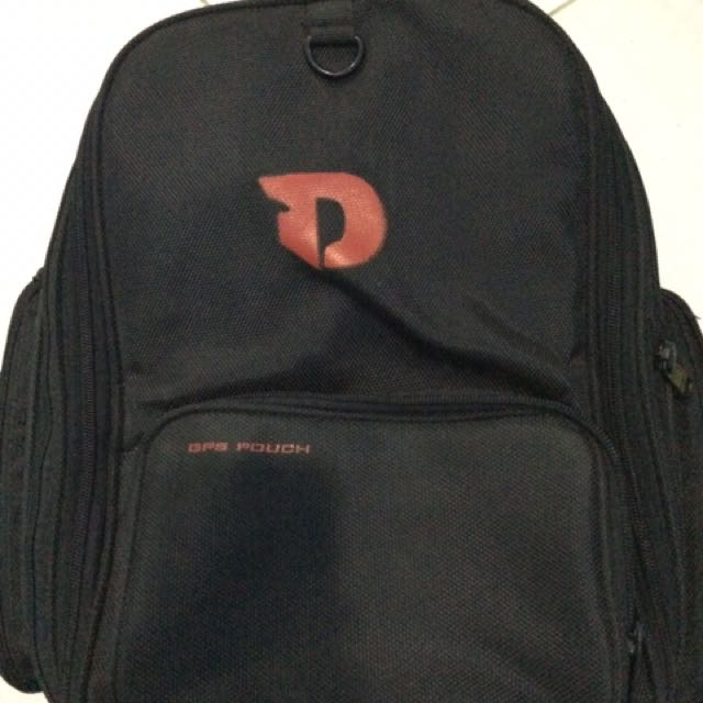 Tank Bag And Tail Bag