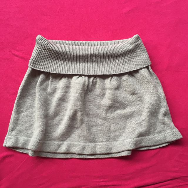 Terranova Grey Skirt