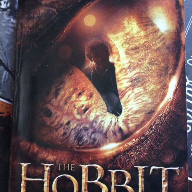 The Hobbit J.R.R Tolkien