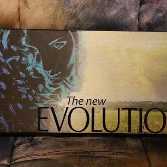 The New Evolution flat iron